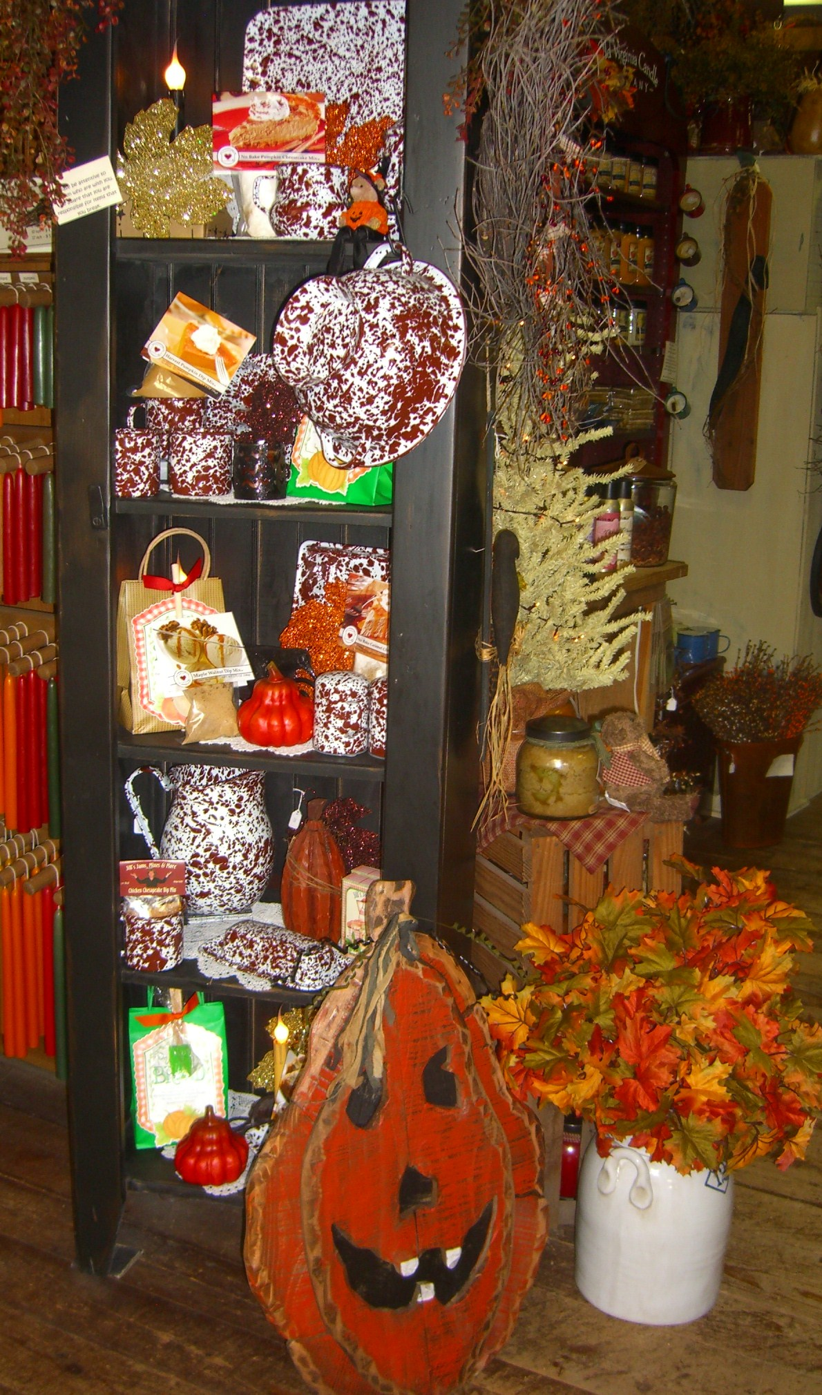 fall flags | A Bit of Country\'s Blog